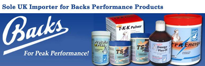 Backs Performance Products