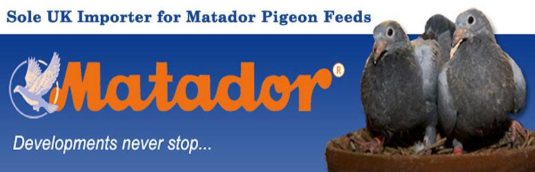 Matador Pigeon Products